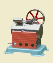 Jensen 85 Stationary Engine